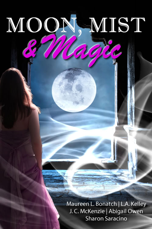 Moon, Mist, and Magic - by author Maureen Bonatch