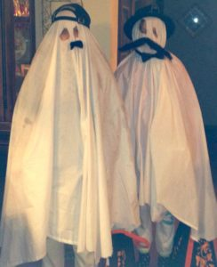 My humorous ghosts from a few years ago