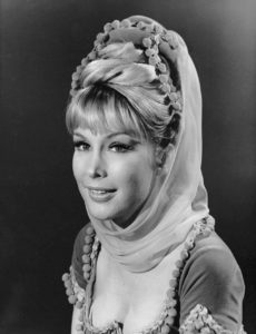 I dream of Jeannie Plastic Mask