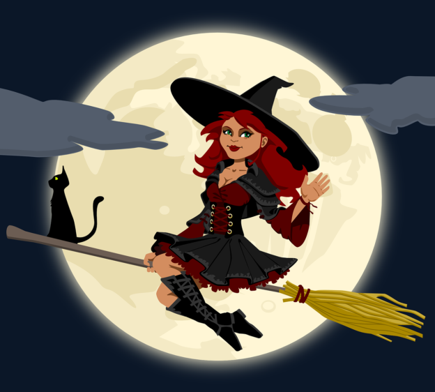 Witch, Halloween