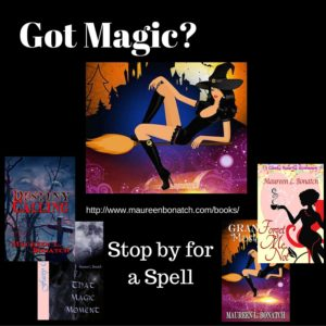 books about magic